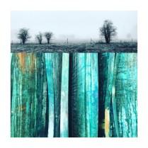 Nature on Art (Digital Art, 29x29cm)