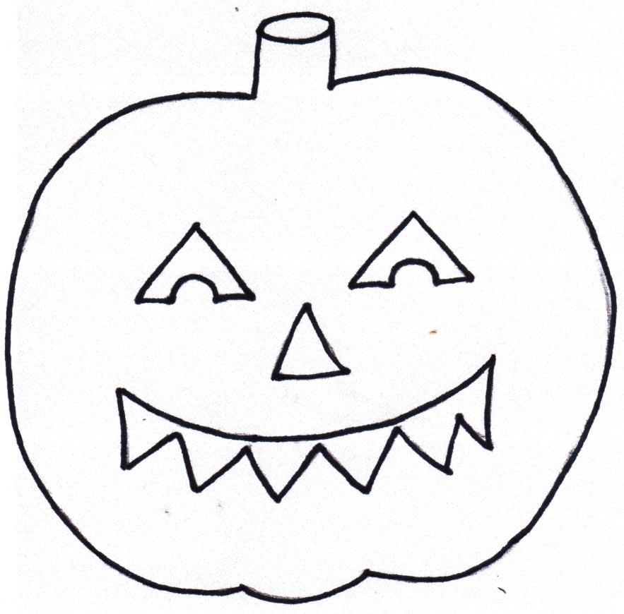Halloween basteln Vorlagen & Ideen zum Ausdrucken