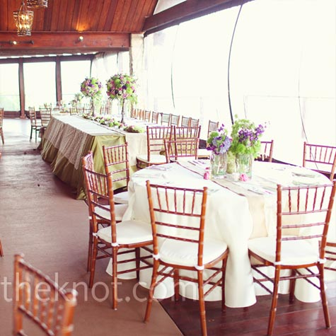 Southernstyle Wedding Reception