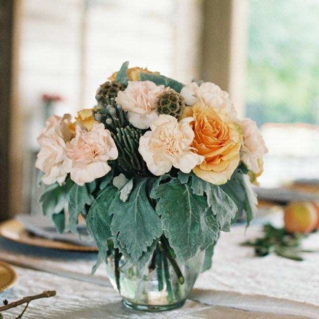 An Elegant Rustic Wedding At The Farmhouse In Ellerslie