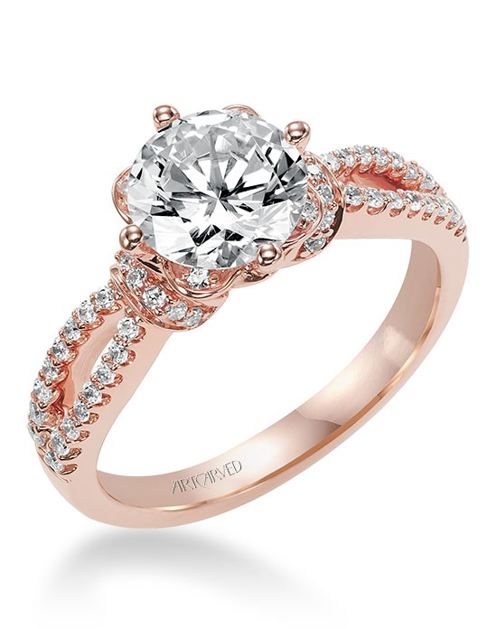 Rose Gold Rings Rose Gold Rings On Sale Gold Bands