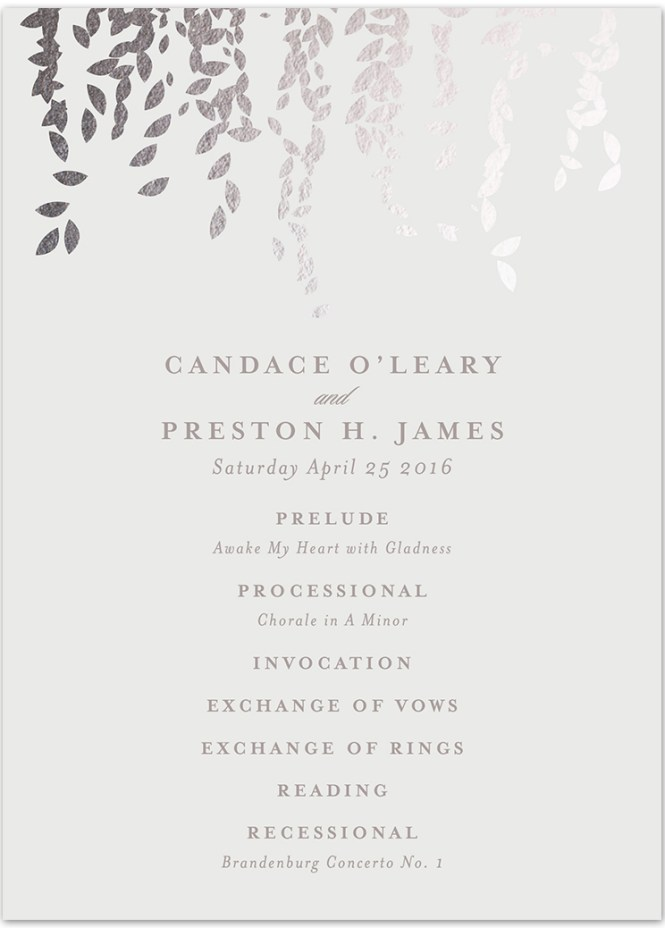 Free Sample Wedding Invitations Will Give You Ideas How To Make Astounding Invitation 7