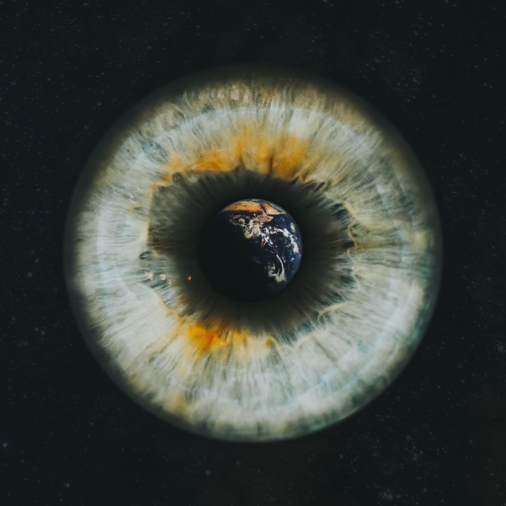 Earthrise album art