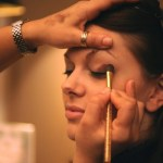 Application of your skin foundation