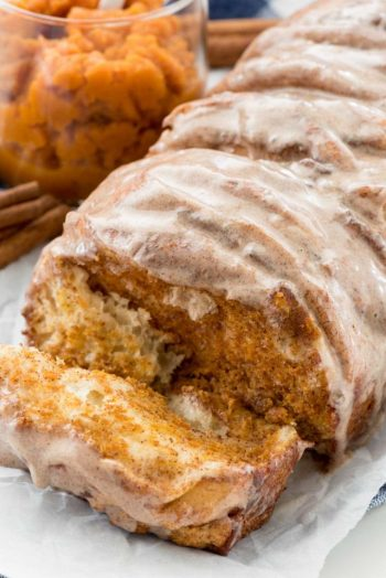 easy pull apart bread. how to make quick pumpkin desserts this fall