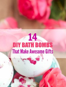 14 Homemade Bath Bombs That Make Awesome Gifts