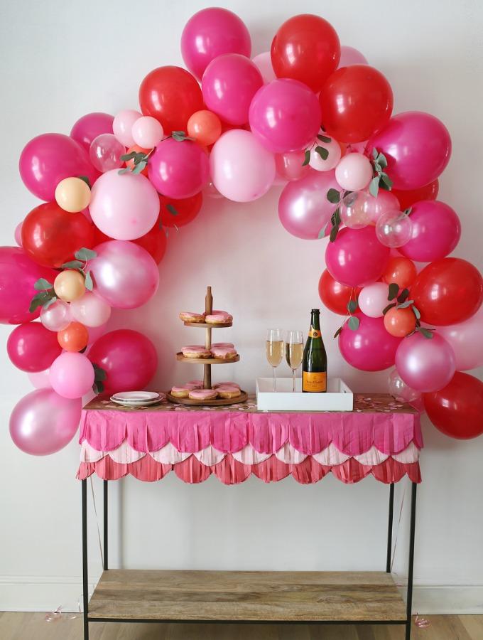 8 Balloon Garland Ideas For Your