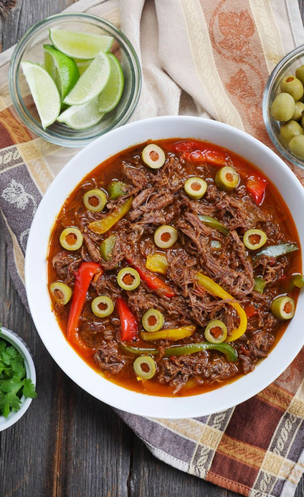 Instant Pot Keto Ropa Vieja | 11 Brilliant Instant Pot Keto Recipes For Busy Weeknights