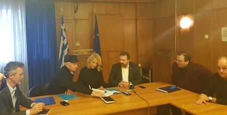 Πρωτόκολλο Συνεργασίας μεταξύ Περιφέρειας Αττικής και ΕΦΕΤ για τον συντονισμό στον τομέα της ασφάλειας και ποιότητας των τροφίμων