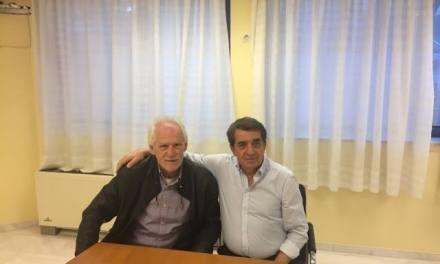 Κώστας Τίγκας Συνεργασία του Νίκου Πατσιαβούρα