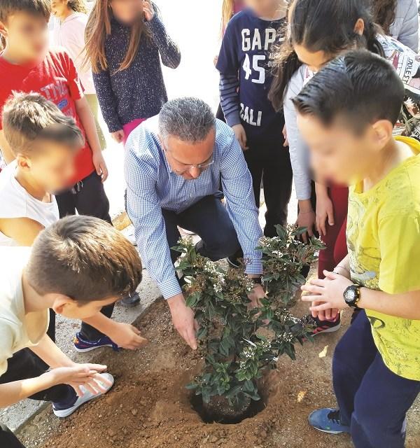 Εκστρατεία Περιβαλλοντικής Ευαισθητοποίησης του Δήμου Παπάγου – Χολαργού
