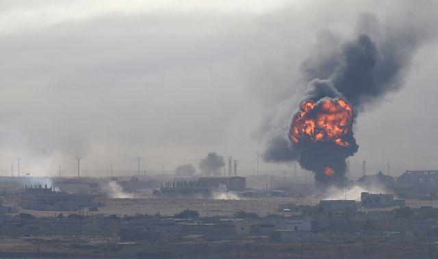 Καταδίκη της τουρκικής εισβολής στην Συρία από το δημοτικό συμβούλιο