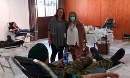 Επιτυχημένη η αιμοδοσία του Δήμου Παπάγου – Χολαργού