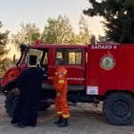 Παραχώρηση πυροσβεστικού οχήματος από τον ΣΠΑΥ στον Δήμο Παπάγου – Χολαργού