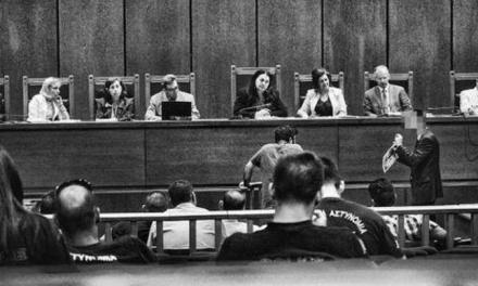 «Οι ναζί στη φυλακή»: Αντίστροφη μέτρηση για μια ιστορική ετυμηγορία