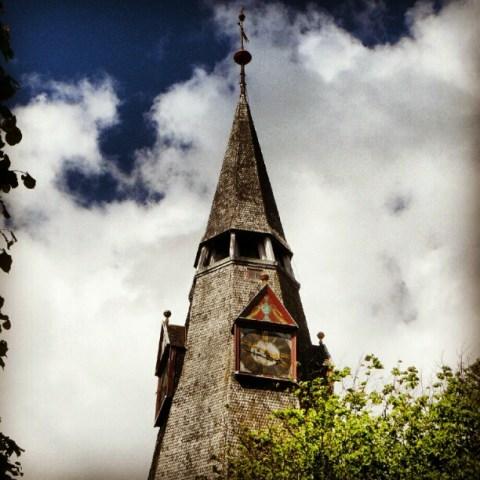 Tønder church