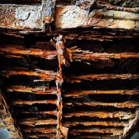 Rusty past #1