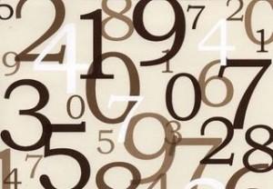 Τί σημαίνουν οι αριθμοί; Θα εντυπωσιαστείς… [photo]