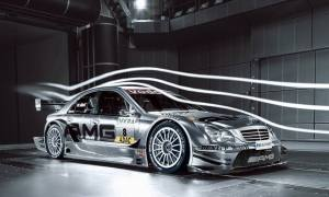 AMG wind tunnel