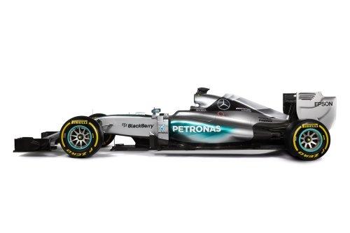 Hybird F1 Car MB AMG