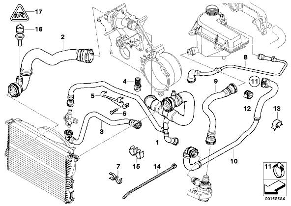 E53 X5 4.4i Water Pump Repair DIY