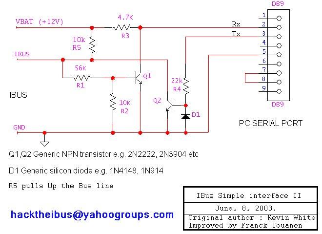 Aldl To Usb Wiring Diagram Pour Tout Ceux Qui On Des Pannes De Webasto Electricit 233
