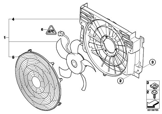 Auxiliary Fan (Compression Shroud) DIY [Air Conditioning