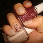 "Essie ""Sand Tropez"" & Essie LuxEffects ""A Cut Above"" Review"