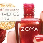 Zoya Cashmeres and Satins Collections for Fall 2013