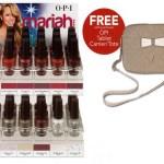 Mariah's OPI Holiday Line Revealed