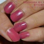 Sephora by OPI: BYO BOY Swatch & Review