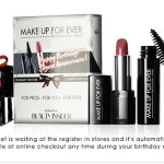 Sephora VIB Birthday Gift for 2014