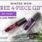 All FREE Holiday Julep Maven Welcome Boxes Will Expire on December 18th