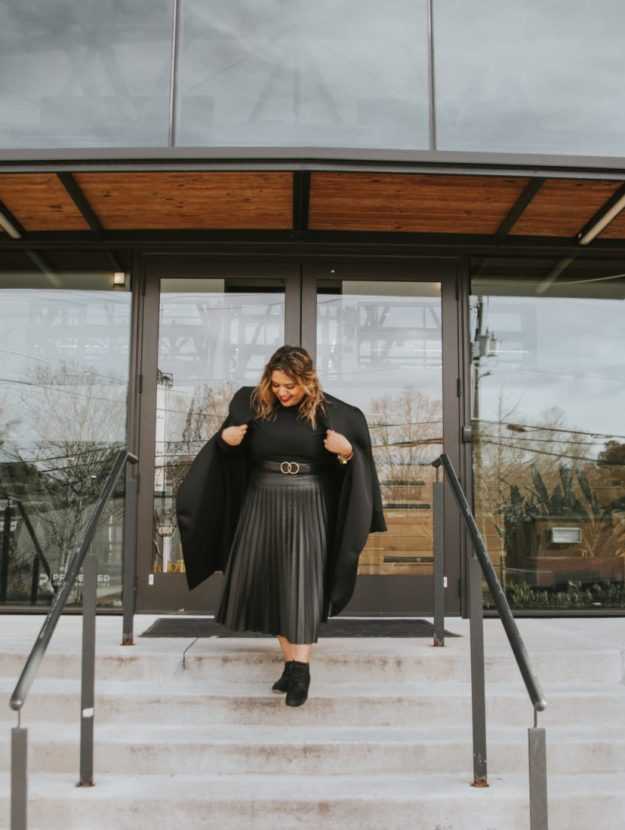 how to style a black turtleneck sweater 2021
