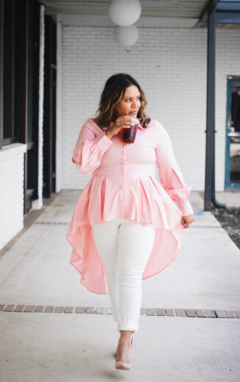 Plus size spring wardrobe essentials