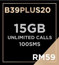 Plan B39Plus 20 Onexox Black