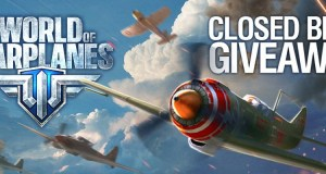 World of Warplanes Closed Beta Giveaway
