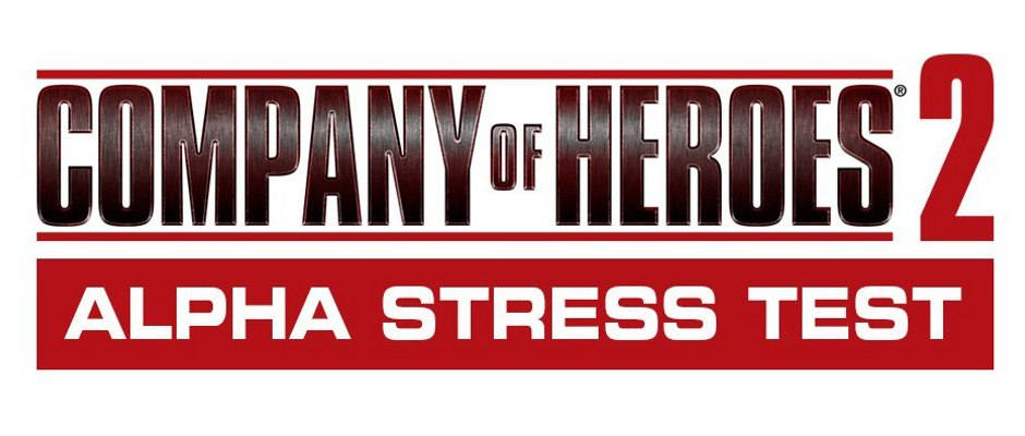 Company of Heroes 2 Alpha Stress Test