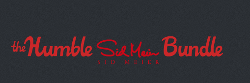 The Humble Bundle: Sid Meier's Edition