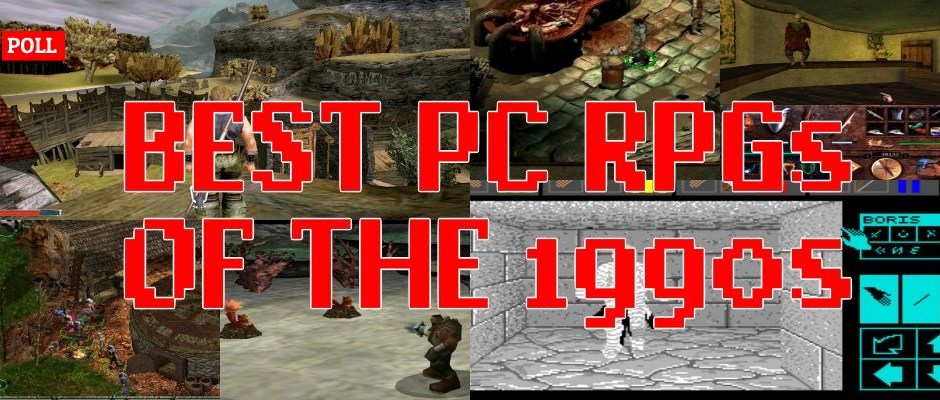 Pre-Poll The Best RPGs of the 90s