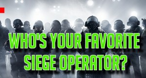 Who's Your Favorite Siege Operator?