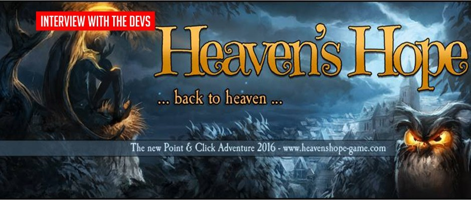 Interview with the devs: Heaven's Hope
