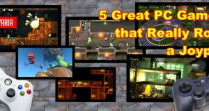 5 Great PC Games that Really Rock a Joypad