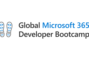 Global Microsoft 365 Developer Bootcamo