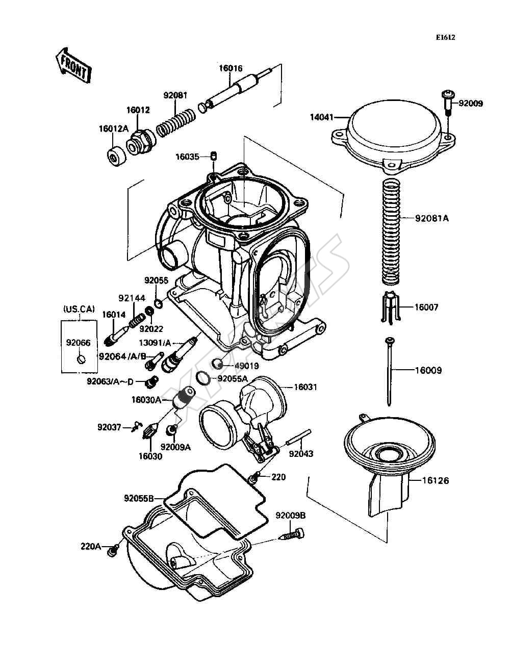 medium resolution of suzuki gs450 bobber wiring diagram 14 1981 suzuki gs450 bobber 1980 bobber