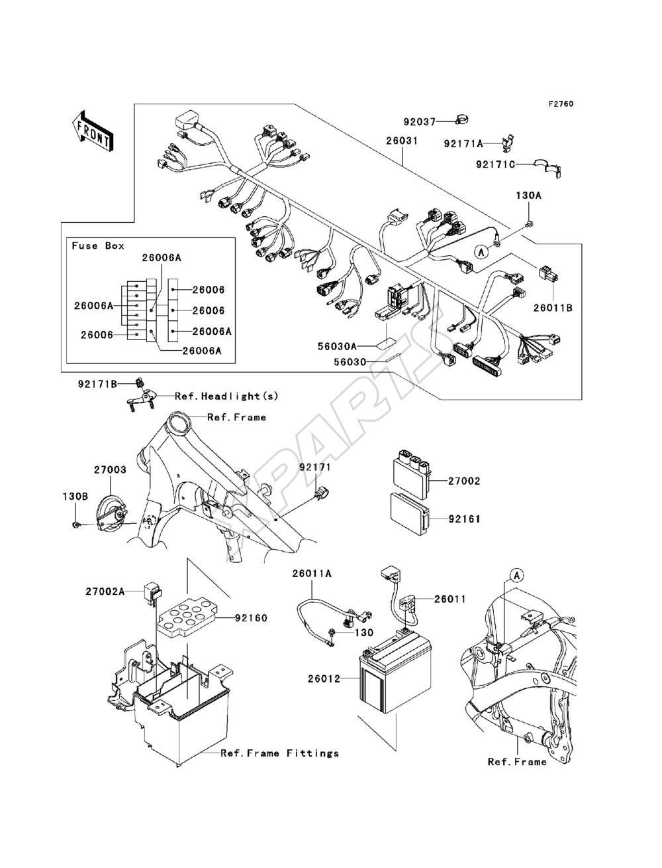 2012 Kawasaki Vn900 Wiring Diagram