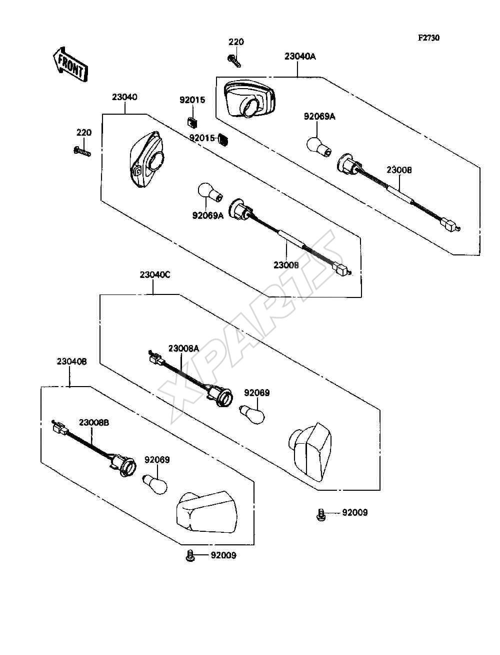 Kawasaki Zx11 Wiring Diagram Kawasaki ZX ~ Elsavadorla