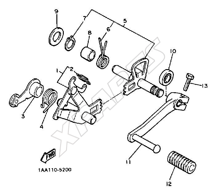 Yamaha Xt600e Wiring Diagram $ Apktodownload.com