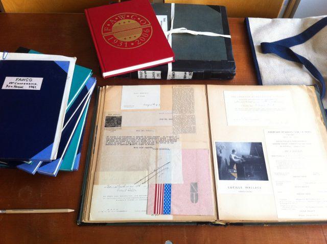 archival stuff