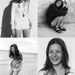"""Corinne Day, """"15"""", The Face, 1990, Kate Moss"""